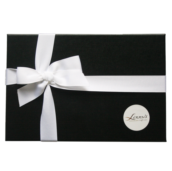 Vintage gift box wrapped