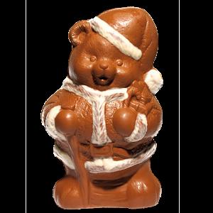 large santa teddy