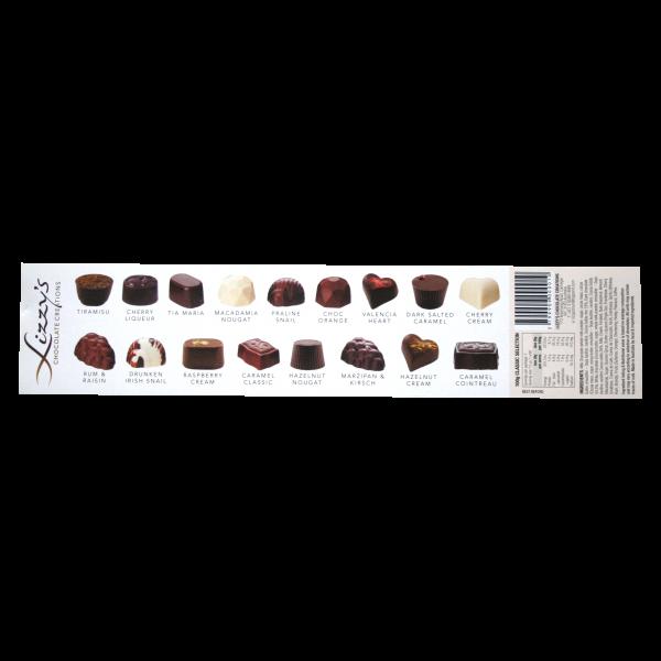 chocolate flavour list