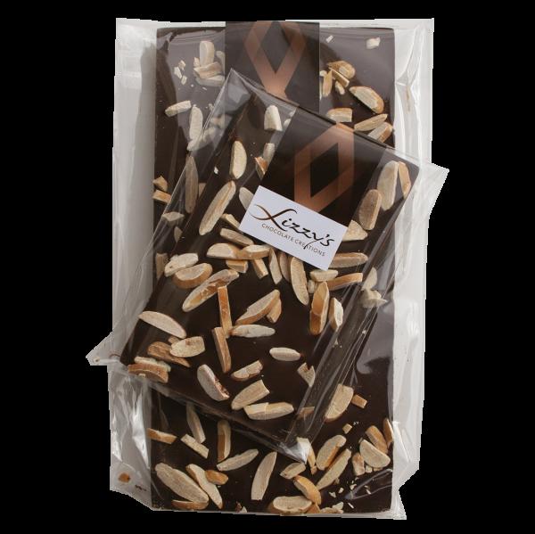 toasted almond chocolate bar